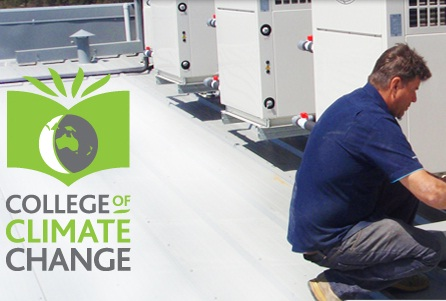 College of Climate Change
