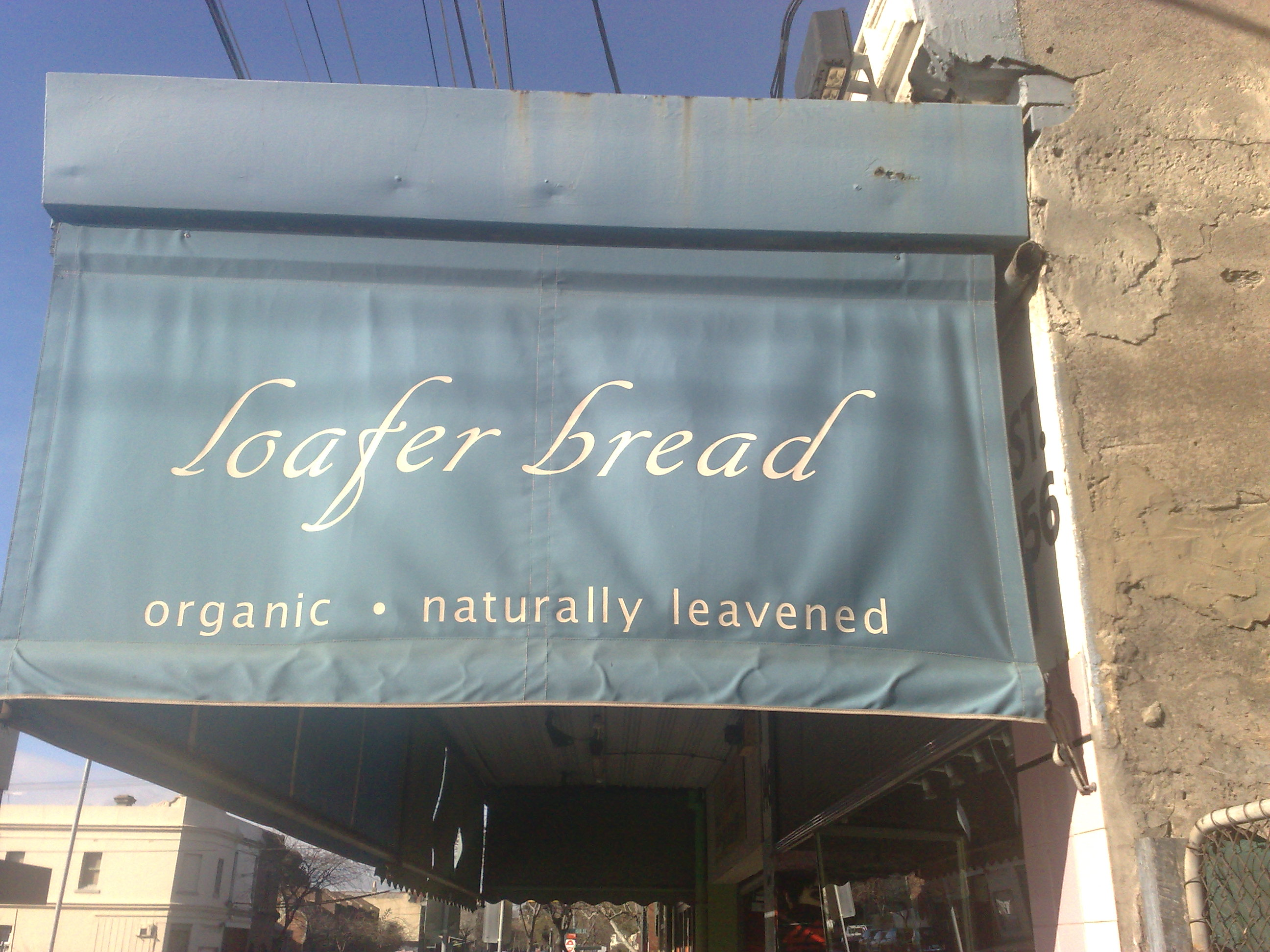 Loafer Bread Organic Bakery