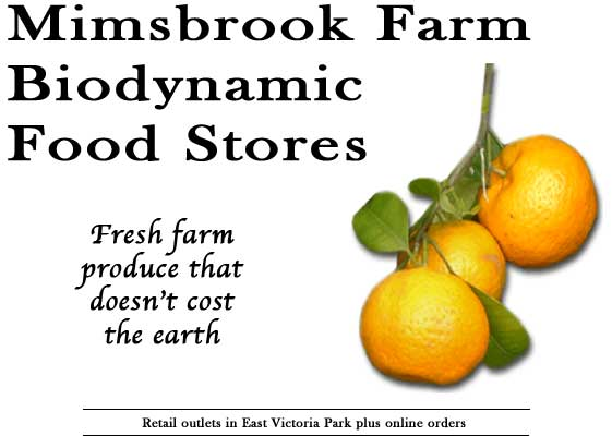 Mimsbrook Biodynamic Food Store